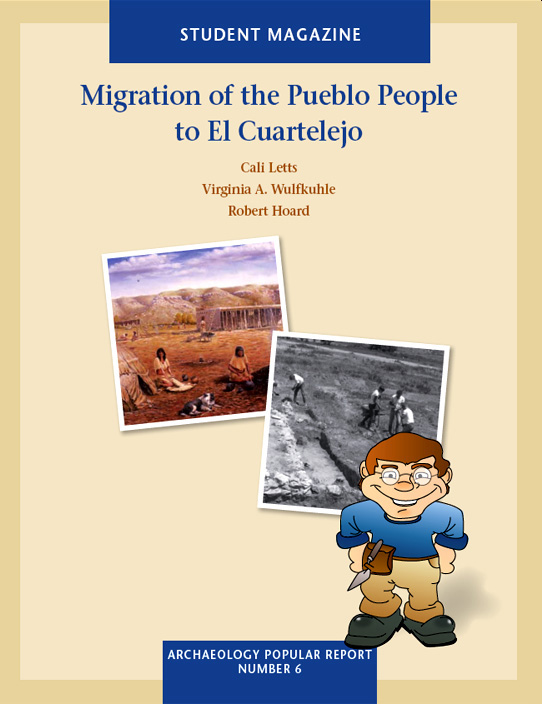 Migration of the Pueblo People to El Cuartelejo - Student Magazine