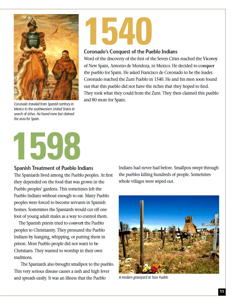Migration magazine using primary sources