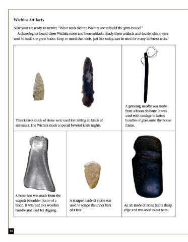 The Archaeology of Wichita Indian Shelter