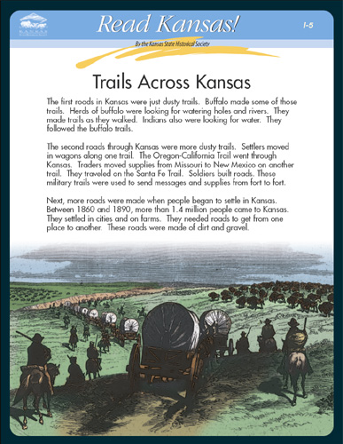 I - 5 Connecting Kansas: Past and Present