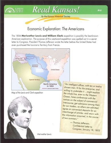 M-6 Economic Exploration: The Americans