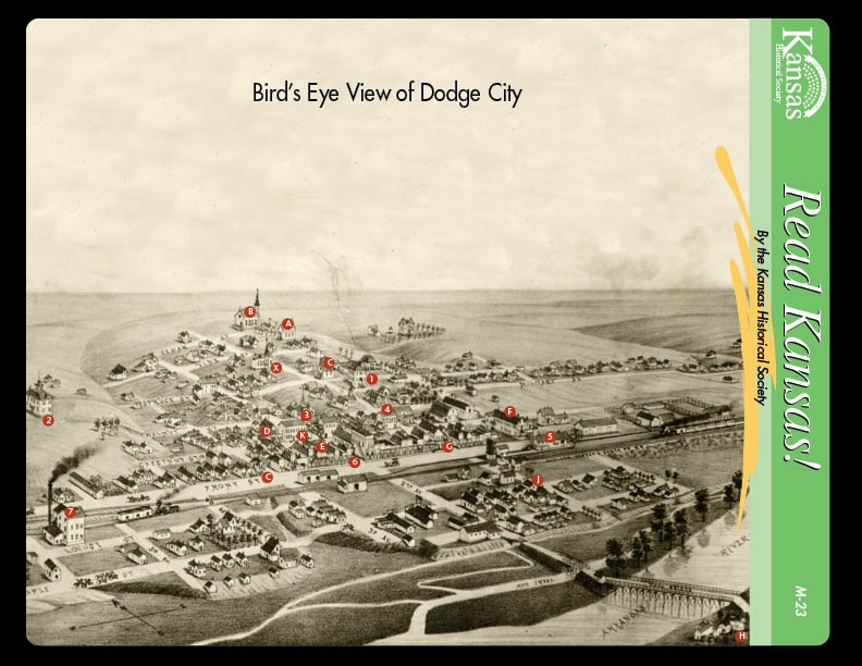 M23-Bird's Eye View of Dodge City
