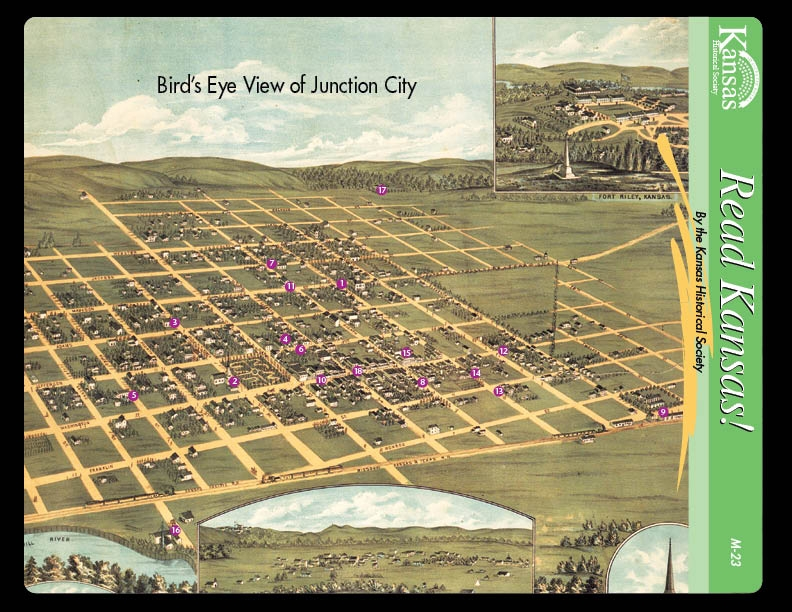 M-23 Bird's Eye View of Junction City