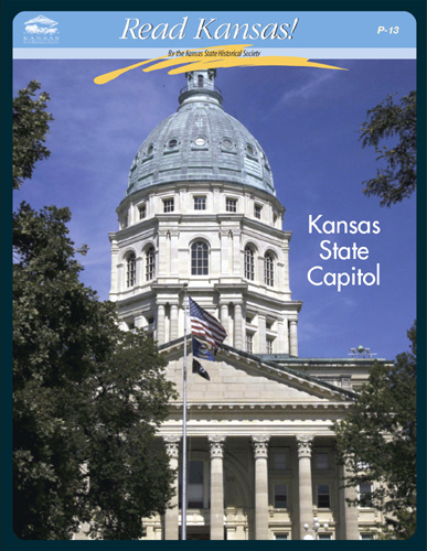 P - 13 The Kansas State Capitol