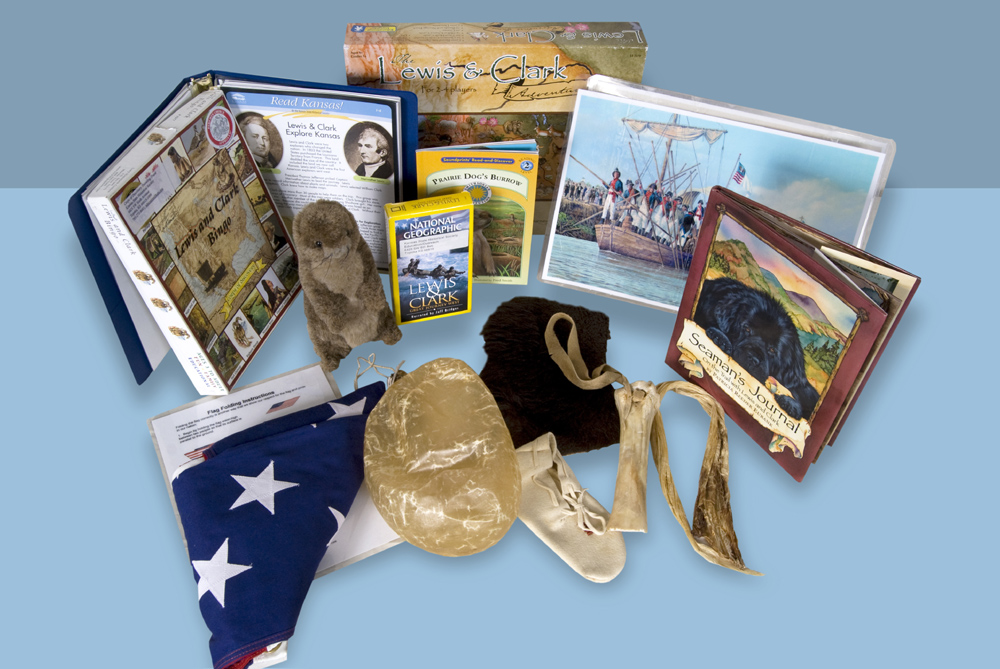 Corps of Discovery Resource Trunk