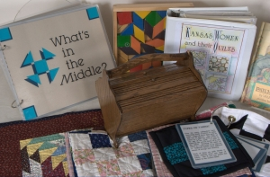 Kansas Women and Their Quilts Traveling Resource Trunk