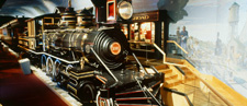Steam locomotive, Kansas Museum of History