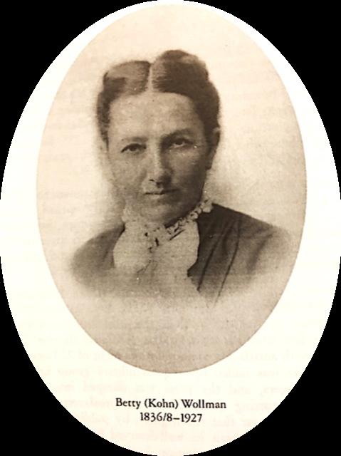 Betty Kohn Wollman
