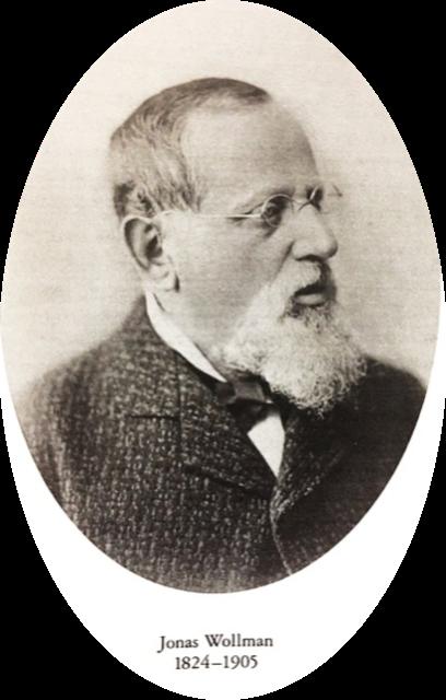 Jonas Wollman